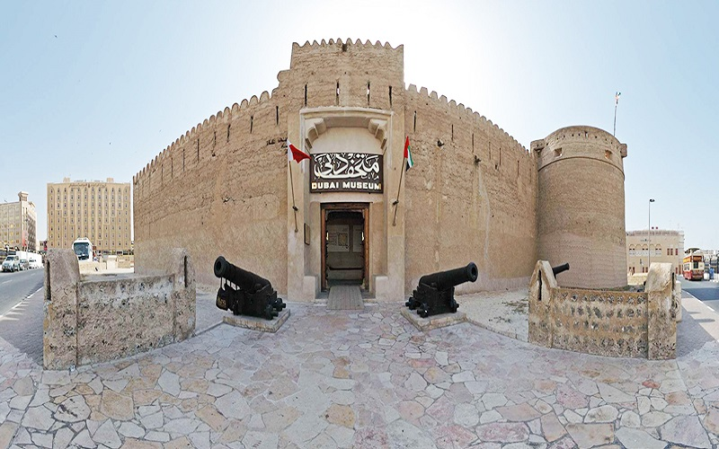 Dubai museum by Tripjohn rent a car