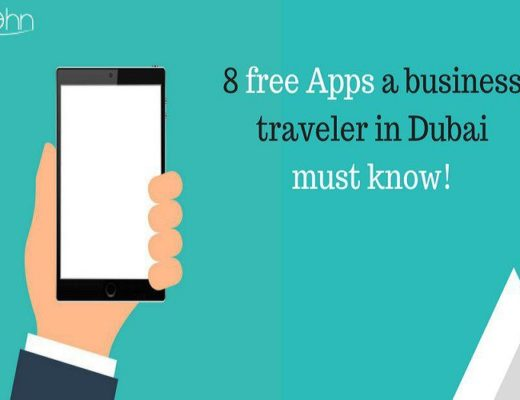 8 free Apps a business Traveller in Deira Dubai must Know
