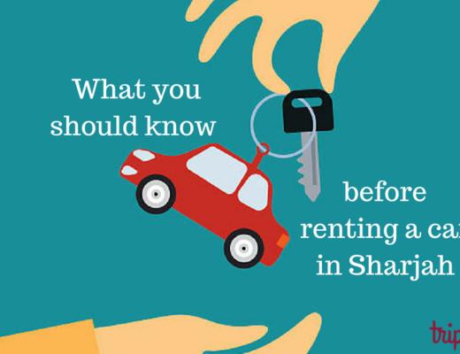 rent a car sharjah