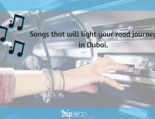 Rent a car Dubai, TripJohn