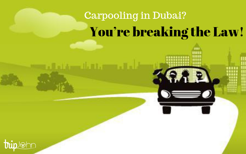Carpooling in Dubai