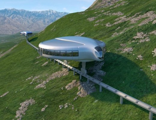 6 futuristic transport concepts that will revolutionise the travel around the world
