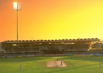 Sharjah Cricket Ground