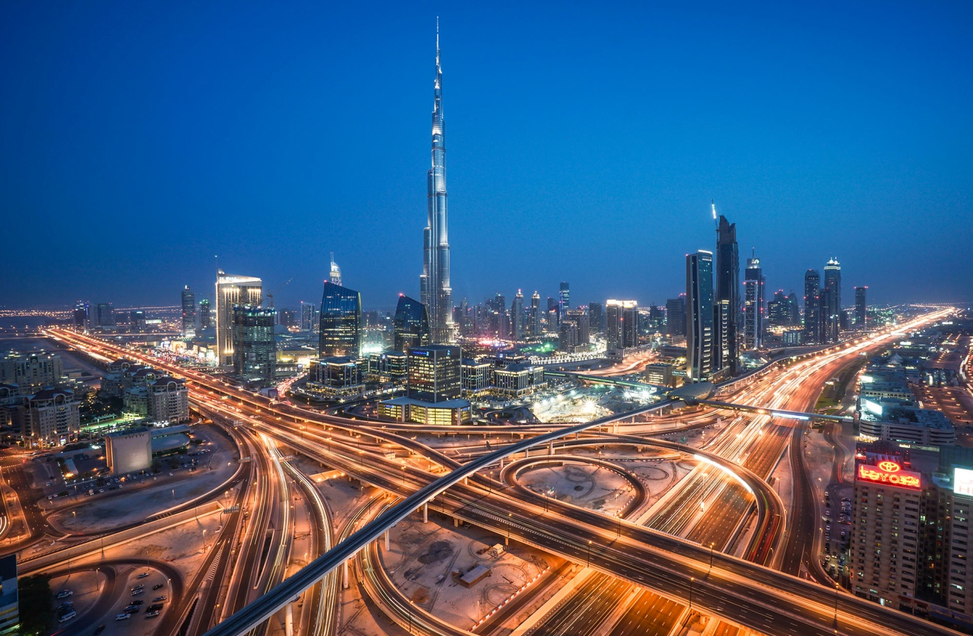 Burj-Khalifa- couple destination in Dubai, TripJohn