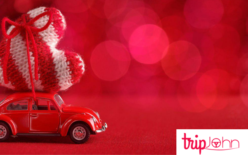 The 5 Best Valentine's Day Gifts for Car Lovers in Dubai, UAE.