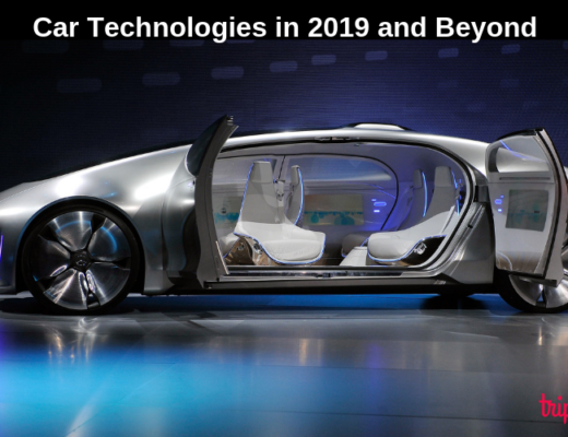 Car Technologies in 2019
