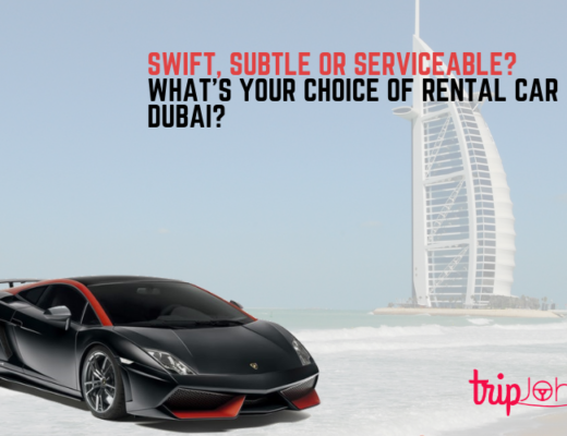 Car Rentals in Dubai