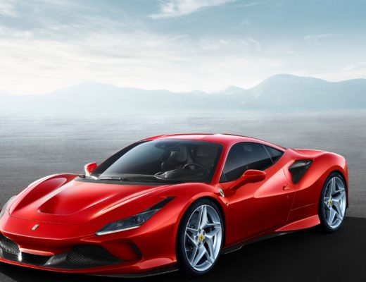Rent a Ferrari Tributo
