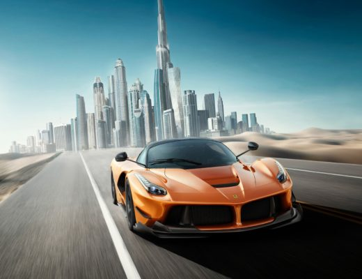 Exotic cars in dubai
