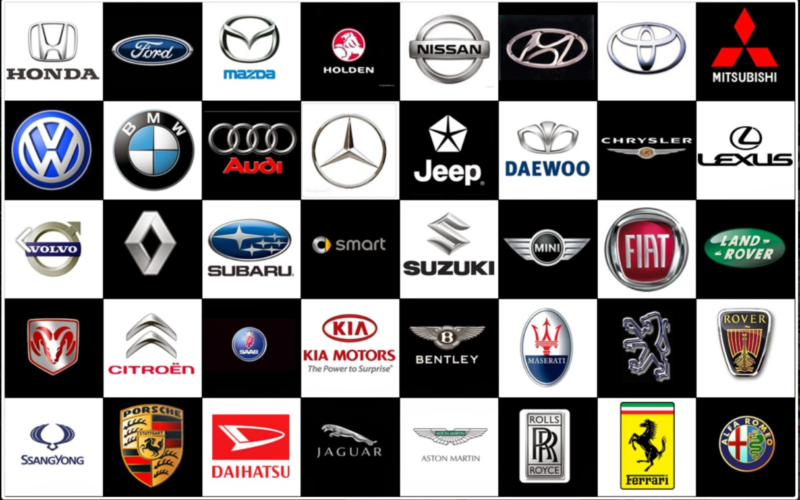Interesting Stories Of 5 Most Famous Car Logos You Should Know