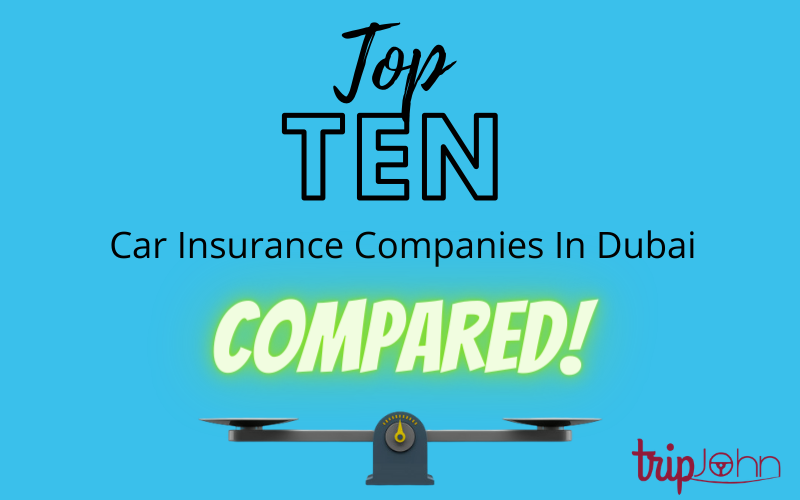 Top car insurance companies in dubai