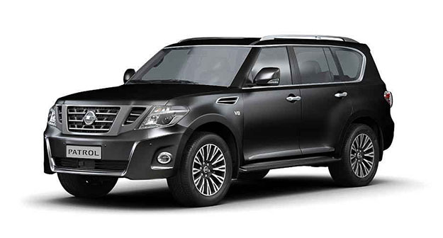rent a nissan patrol platinum 2017 in dubai. Black Bedroom Furniture Sets. Home Design Ideas