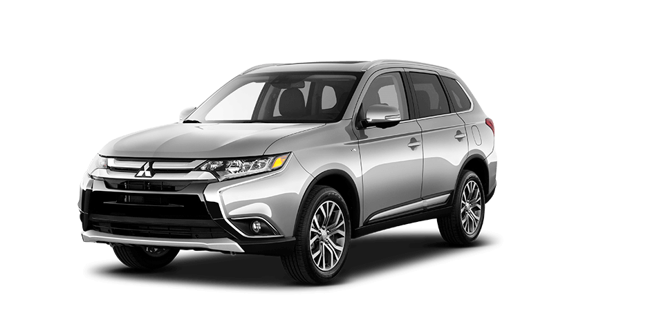 Rent A Mitsubishi Outlander Jeep 2017 In Sharjah