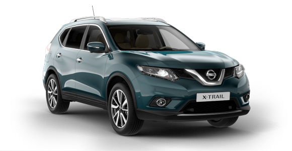 Rent A Nissan Xtrail 2017 In Sharjah