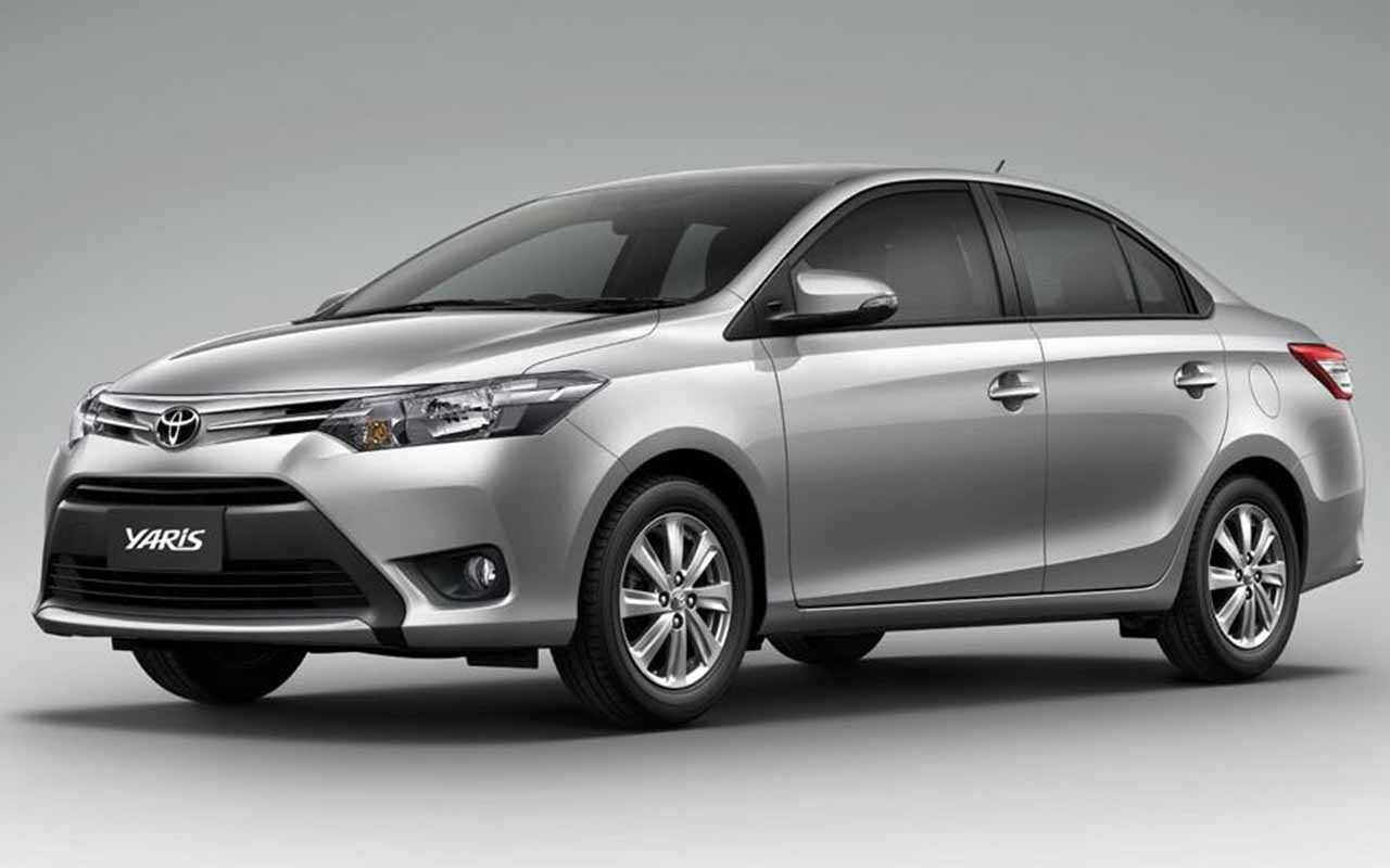 Rent A Toyota Yaris Sedan 2016 In Dubai 2020