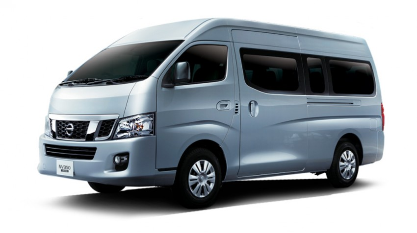 6b55985a95be67 Rent a Nissan Urvan 2014 In Dubai