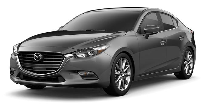 Rent a Mazda 3 2018 In Dubai