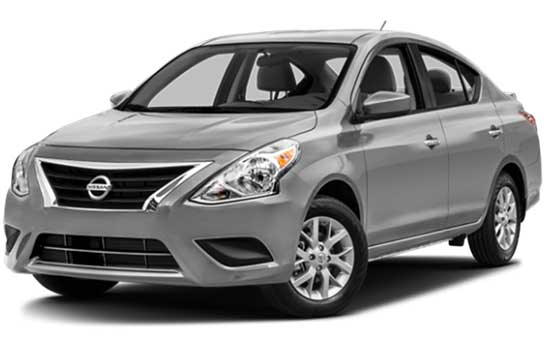 Rent a Nissan Sunny 2018