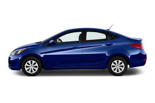Rent a Hyundai Accent 2016 In Ajman